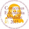 Logo Comenius EduMed Medaille 2015