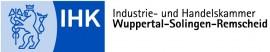 Logo IHK Wuppertal-Solingen-Remscheid