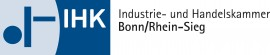 Logo IHK Bonn/Rhein-Sieg