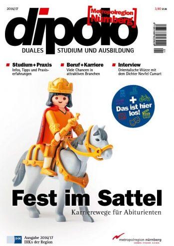 Titel von dipolo Nürnberg 2016 | Fest im Sattel