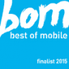 Logo best of mobile finalist 2015