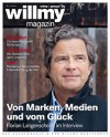 Titel Willmy Magazin Nr. 3, 2013
