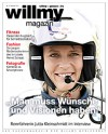 Titel Willmy Magazin Nr. 4, 2013