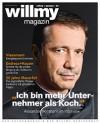 Titel Willmy Magazin Nr. 6, 2014