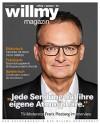 Titel Willmy Magazin Nr. 7, 2015