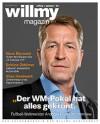 Titel Willmy Magazin Nr. 8, 2015