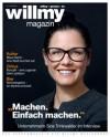 Titel Willmy Magazin Nr. 9, April 2016
