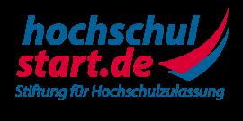 Logo hochschulstart.de - Stiftung für Hochschulzulassung
