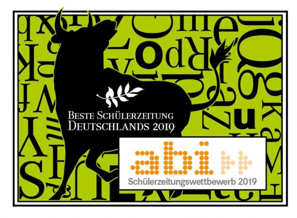 Logo vom abi Schülerzeitungswettbewerb